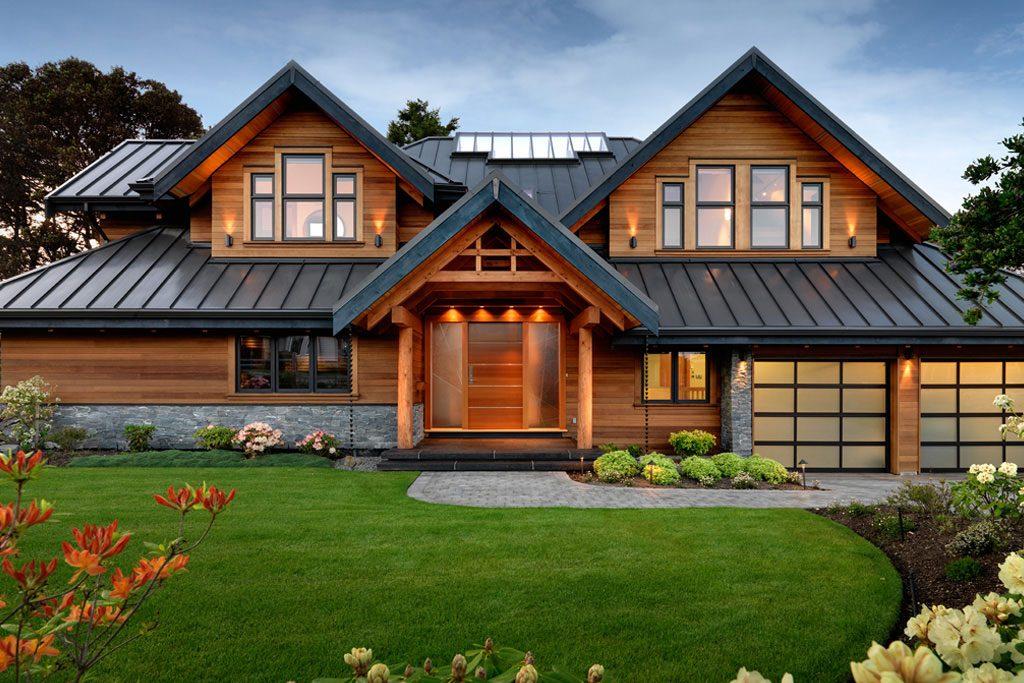 West Coast Contemporary Home - Modern Home Victoria