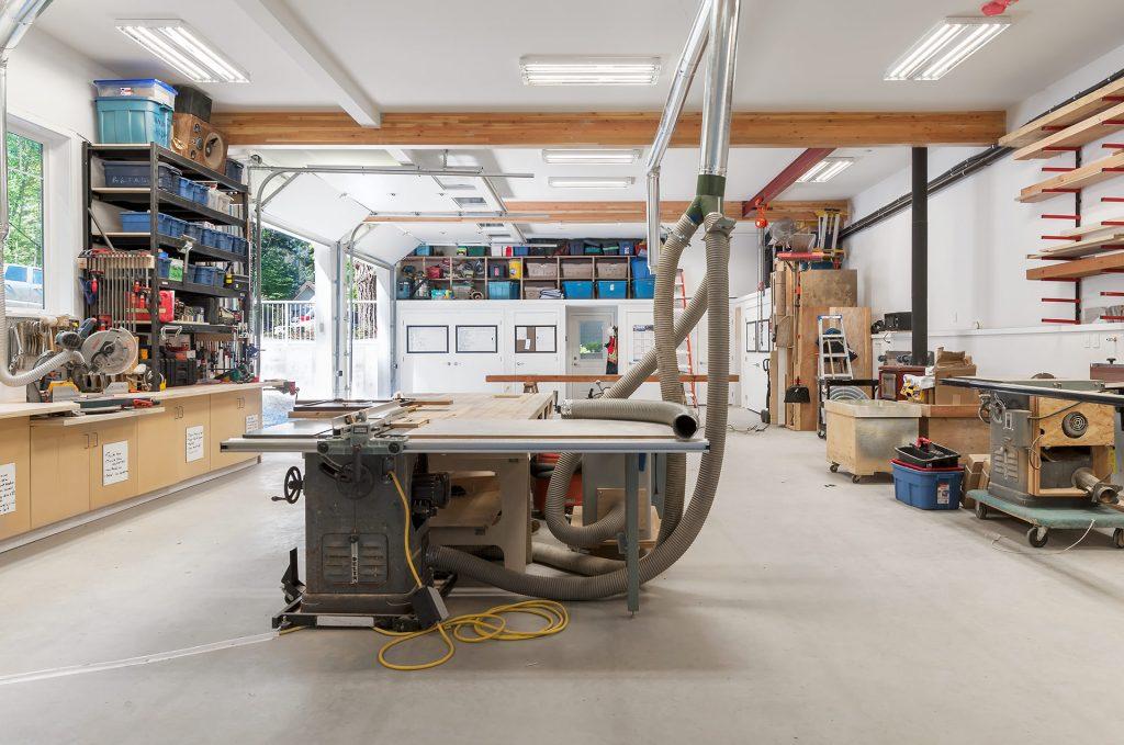 Custom Office And Workshop Design Build Modern Home Magazine